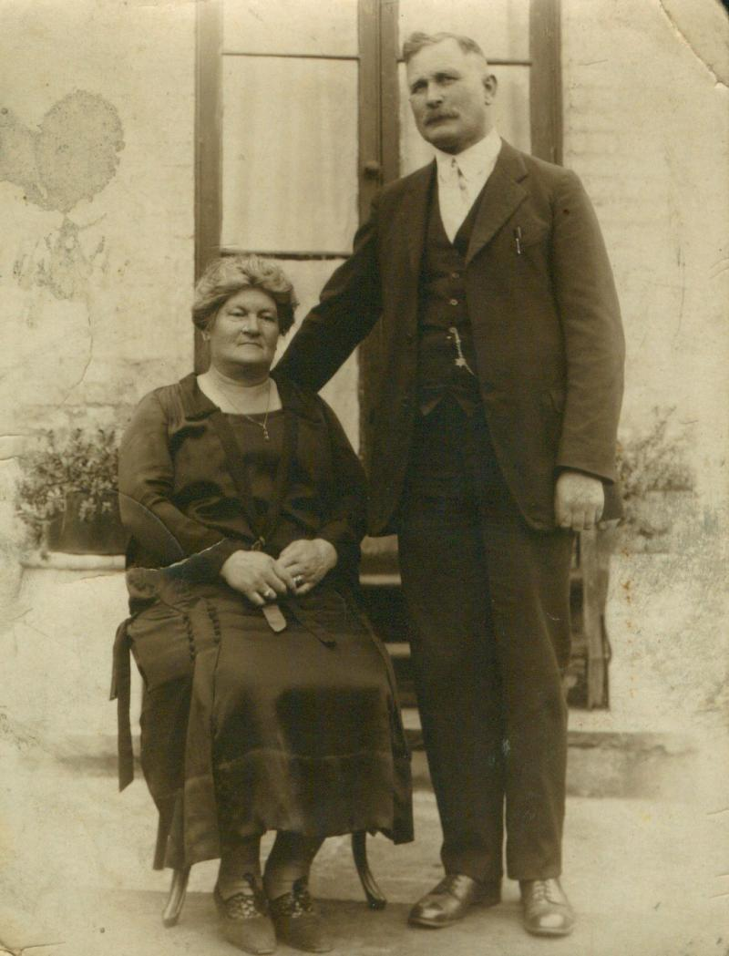 Edmund and Mary Cremin