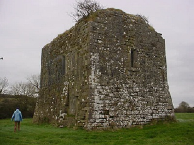 Could this 14th century castle in Ardagh have been Thomas' base of ...